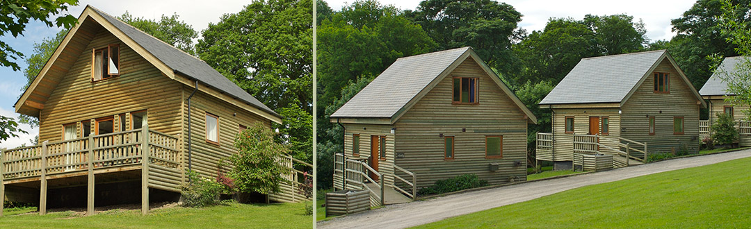Holly, Larch and Willow Luxury Holiday Lodges
